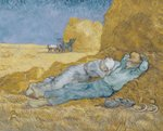 Noon, or The Siesta, after Millet, 1890 Fine Art Print by Paul Serusier