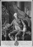 Charles Gravier, Count of Vergennes, engraved by Vicenzio Vangelisti (1738-98) c.1774 (engraving) (b/w photo) Wall Art & Canvas Prints by Antonio Rodriguez