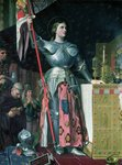 Joan of Arc Poster Art Print by Dante Gabriel Rossetti