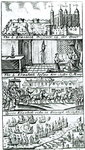 Popish Plot, 1588 (litho) (b/w photo) Postcards, Greetings Cards, Art Prints, Canvas, Framed Pictures & Wall Art by Robert Alexander Hillingford