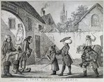 A Tour to Foreign Parts, 1778 (etching) Wall Art & Canvas Prints by Henry William Bunbury