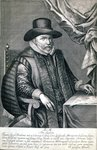 John Speed, published by George Humble, 1632 (engraving) Wall Art & Canvas Prints by Robert Lefevre