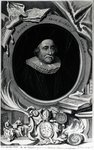 James Ussher, engraved by George Vertue, 1738 Poster Art Print by Italian School