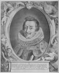 Ferdinand II, Holy Roman Emperor, engraved by Pieter van Sompel, 1644 (engraving) Wall Art & Canvas Prints by Thomas Hicks