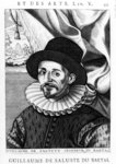 Guillaume de Salluste du Bartas (engraving) Wall Art & Canvas Prints by Lambert Cornelis