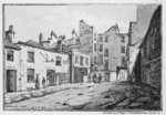 View of Cato Street, 1820 (litho) Wall Art & Canvas Prints by French School
