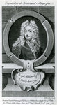 Joseph Addison, Esquire (1672-1719) Illustration for the Universal Magazine, 1748 (engraving) Wall Art & Canvas Prints by English School