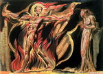"Jerusalem The Emanation of The Giant Albion; ""Such visions have appeared to me"", 1804 Fine Art Print by William Blake"