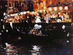 Venice Carnival Fine Art Print by Timothy Easton