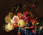 Still Life Wall Art & Canvas Prints by Gerard van Spaendonck