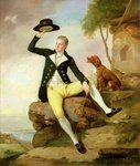 Patrick Heatly, c.1783-87 (oil on canvas) Wall Art & Canvas Prints by English Photographer
