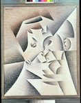 Mother of the Artist, 1912 (oil on canvas) Wall Art & Canvas Prints by Juan Gris