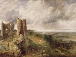 Hadleigh Castle, 1829 Wall Art & Canvas Prints by Michael Rooker