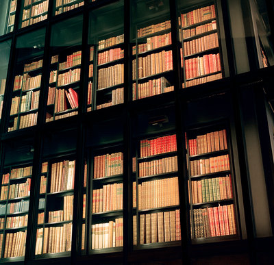 The Kings Library by The British Library - print