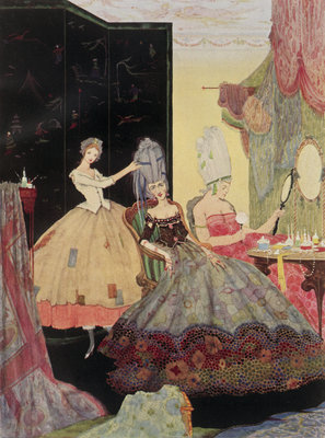 Cinderella by Harry Clarke - print