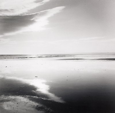 Clouds West Sands Fine Art Print by Fay Godwin