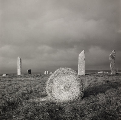 Stones of Stennes by Fay Godwin - print