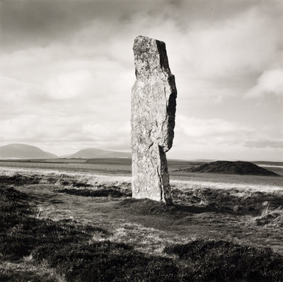 Single Stone, Ring of Broga by Fay Godwin - print