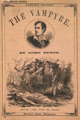 Polidori's the Vampyre by Anonymous - print