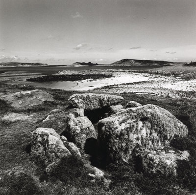 Burial Chamber by Fay Godwin - print