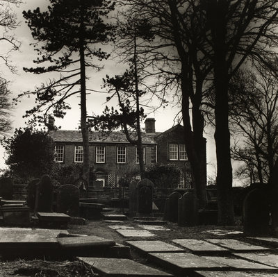 Howarth Parsonage by Fay Godwin - print