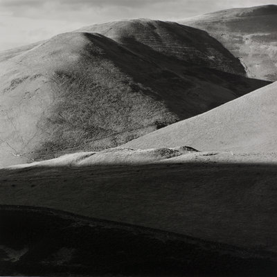 Roman fortlet by Fay Godwin - print