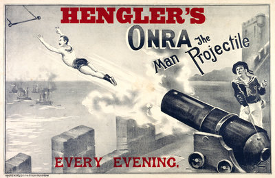 Onra the Man Projectile print by Anonymous - print