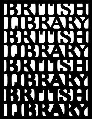 The British Library portico by Tony Antoniou - print