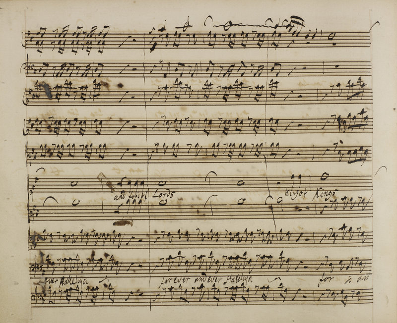 composition analysis paper hallelujah chorus Transcript of hallelujah chorus- handel the concepts of hallelujah by handel  analysis [plot, characters, themes, and devices used] of cinderella in the .