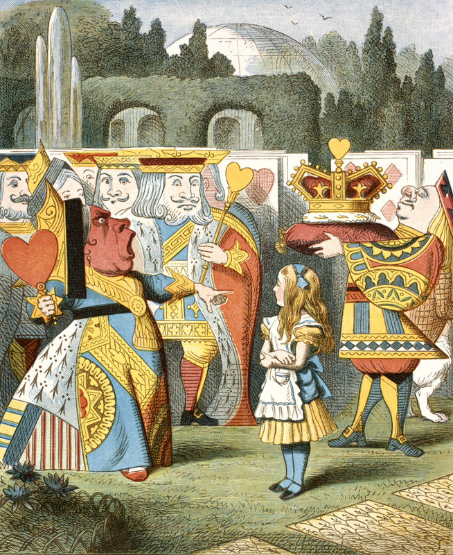 the angry queen of hearts by john tenniel british library prints. Black Bedroom Furniture Sets. Home Design Ideas