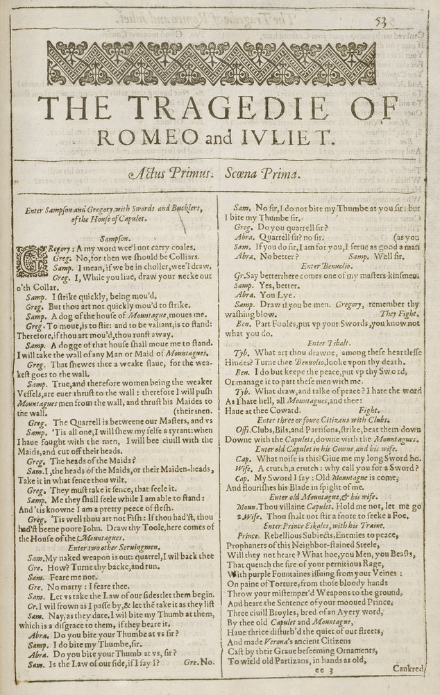 shakespeare coursework romeo and juliet Free coursework on shakespeare on the scene an examination of romeo and juliet from essayukcom, the uk essays company for.