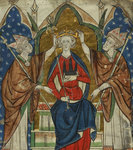 Coronation of Henry III by Anonymous - print