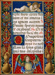 Sforza Hours by Anonymous - print