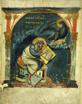 Coronation Gospels by Anonymous - print