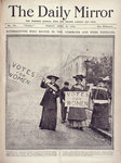 Votes for Women Daily Mirror by Anonymous - print