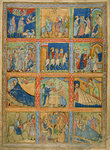 Scenes from the Life of Christ by Anonymous - print