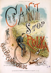 Can't stop polka by Ronald Balfour - print