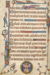 Luttrell Psalter by Anonymous - print
