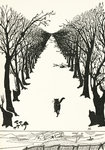 The Cat that Walked by Himself by J. Ayton Symington - print