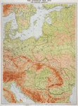 The European War, 1914: The Eastern Campaign by Anonymous - print