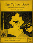 The Yellow Book cover by Sabine Baring-Gould - print