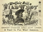 Buffalo Bill's Wild West, A Visit to Far West America by Anonymous - print