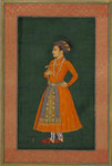 Portrait of Prince Dara Shikoh by Anonymous - print