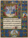 Missal of Cardinal Domenico della Rovere by Anonymous - print