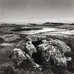 Burial Chamber Wall Art & Canvas Prints by Fay Godwin