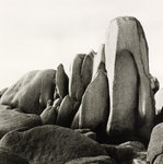 White Rocks Fine Art Print by Fay Godwin