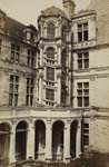 The Orléans Courtyard by John Thomson - print