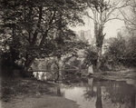 Kenilworth Castle, c. 1863 by William Henry Fox Talbot - print