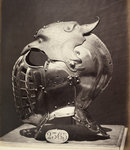 Helmet of the Emperor Charles V by William Henry Fox Talbot - print