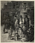 The Poor of London by Sabine Baring-Gould - print